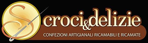 Croci e Delizie - Confezioni artigianali ricamabili e ricamate.