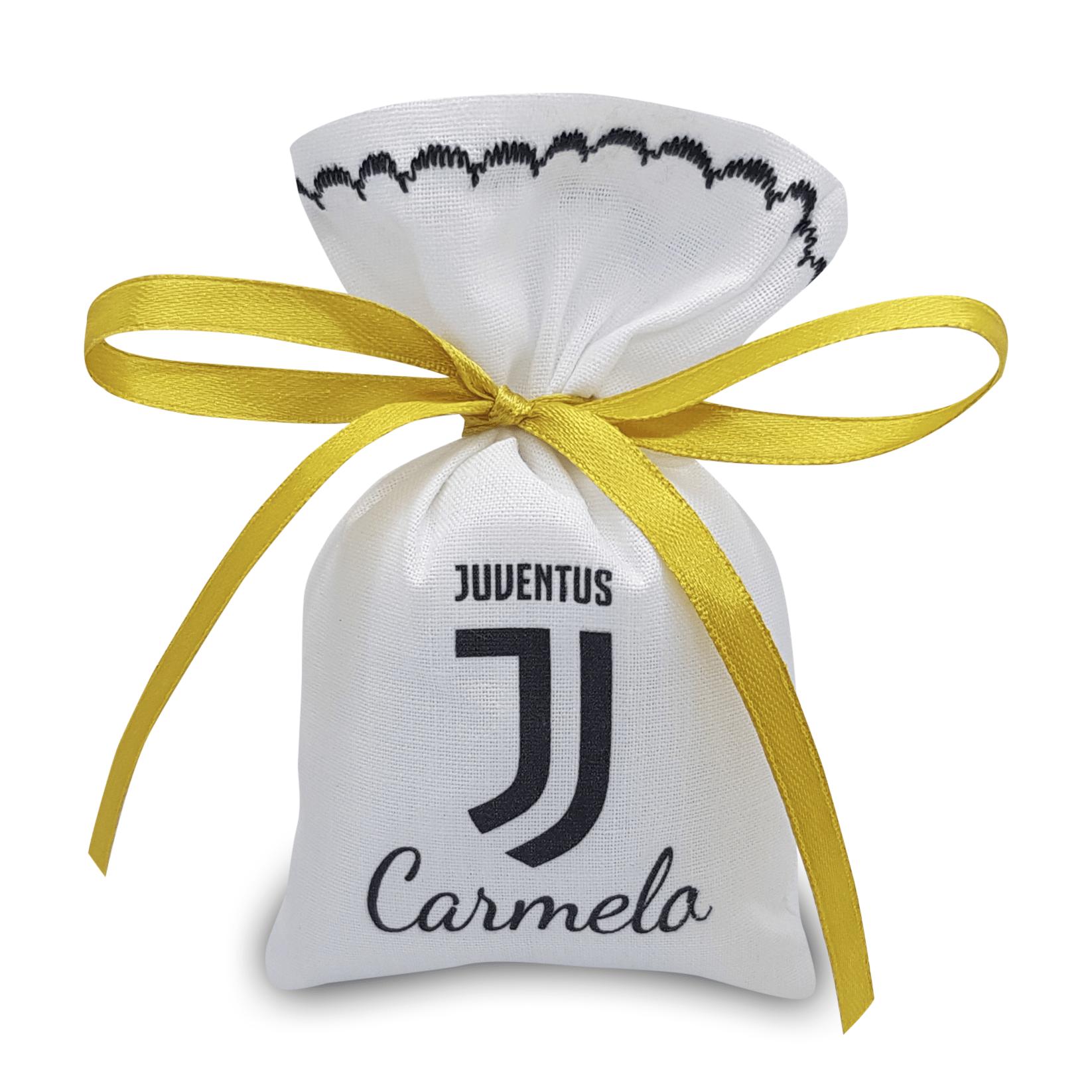 Portaconfetti Squadra del cuore personalizzati con nome bimbo - www.crociedelizie.com